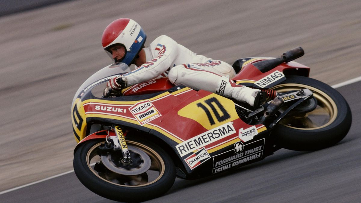Wil Hartog won twee keer de Finse GP
