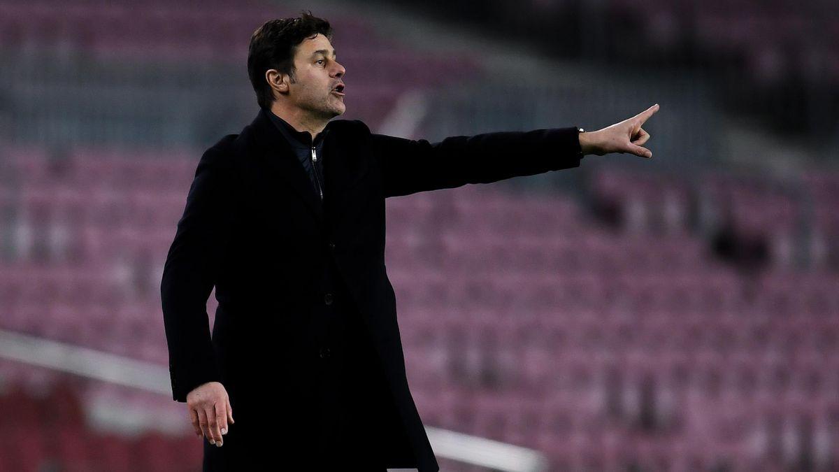 Mauricio Pochettino, antrenorul lui Paris Saint-Germain