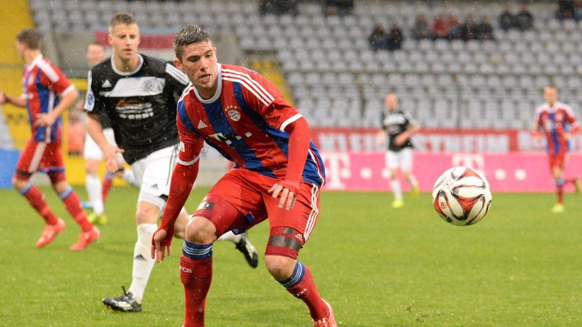 Стивен Рибери, «Бавария»