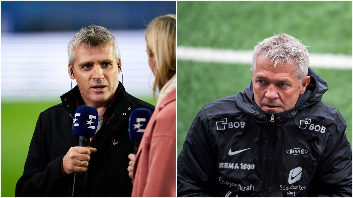 Tor Ole Skullerud og Kåre Ingebrigtsen