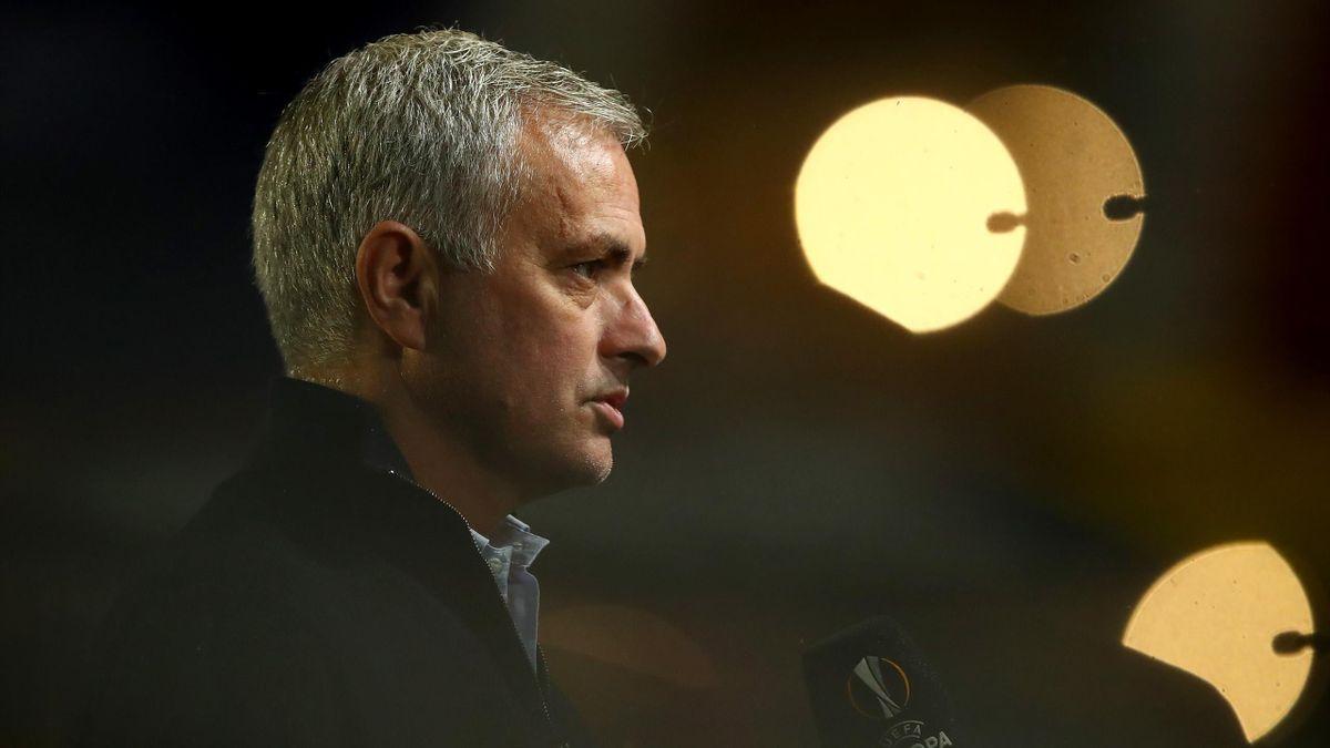 Jose Mourinho joacă o șansă mare în Tottenham - Manchester City