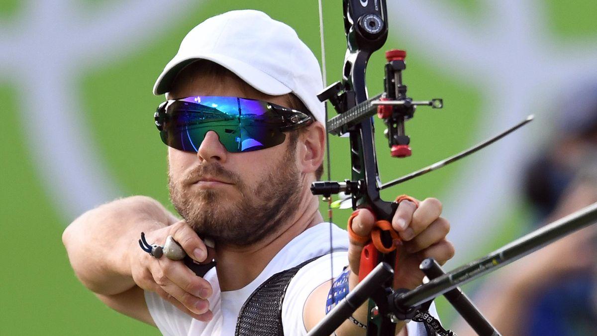 Jean-Charles Valladont - Tir à l'arc JO Rio 2016