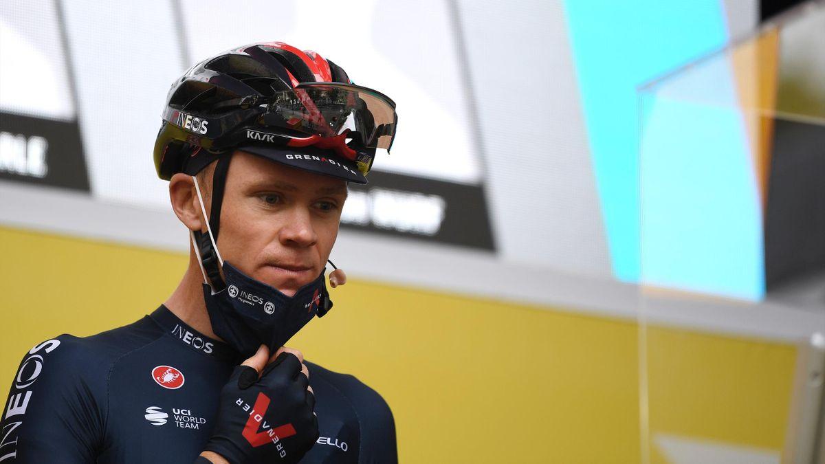 Chris Froome | La Vuelta 2020