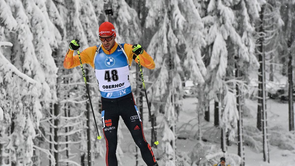 Arnd Peiffer | Biathlon | ESP Player Feature