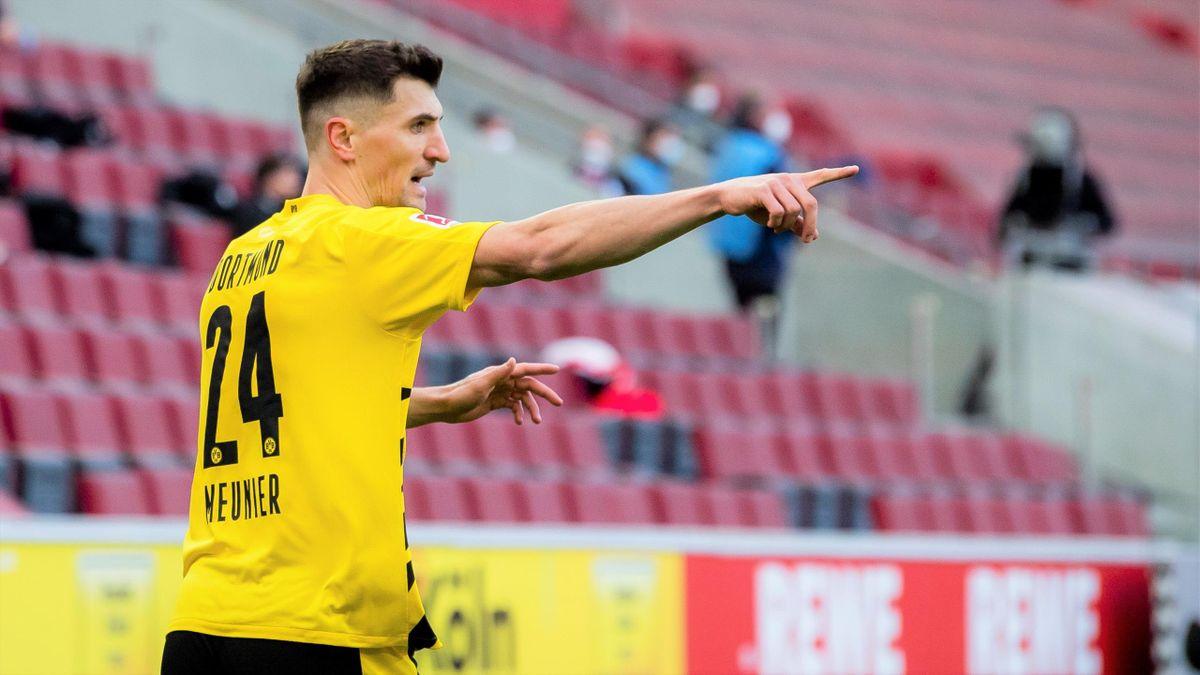 Thomas Meunier / Borussia Dortmund