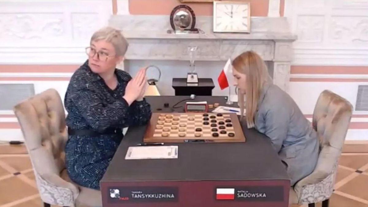 Чемпионат мира по шашкам