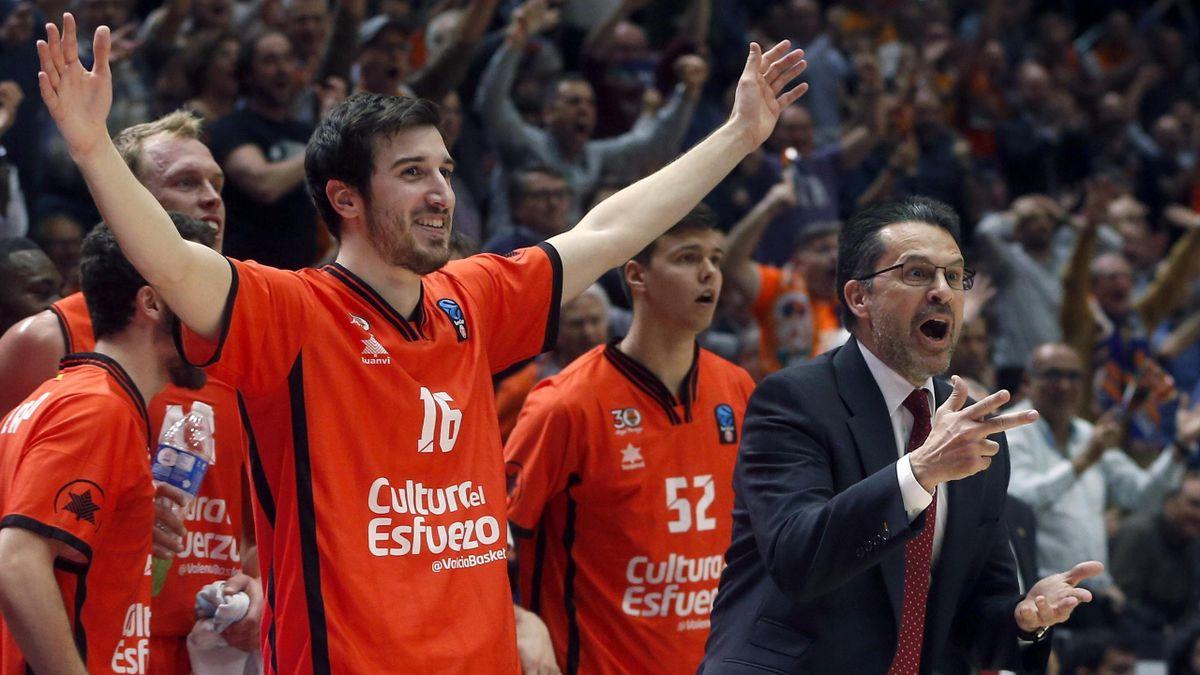 Valencia Basket se clasificó para la final de la Eurocup