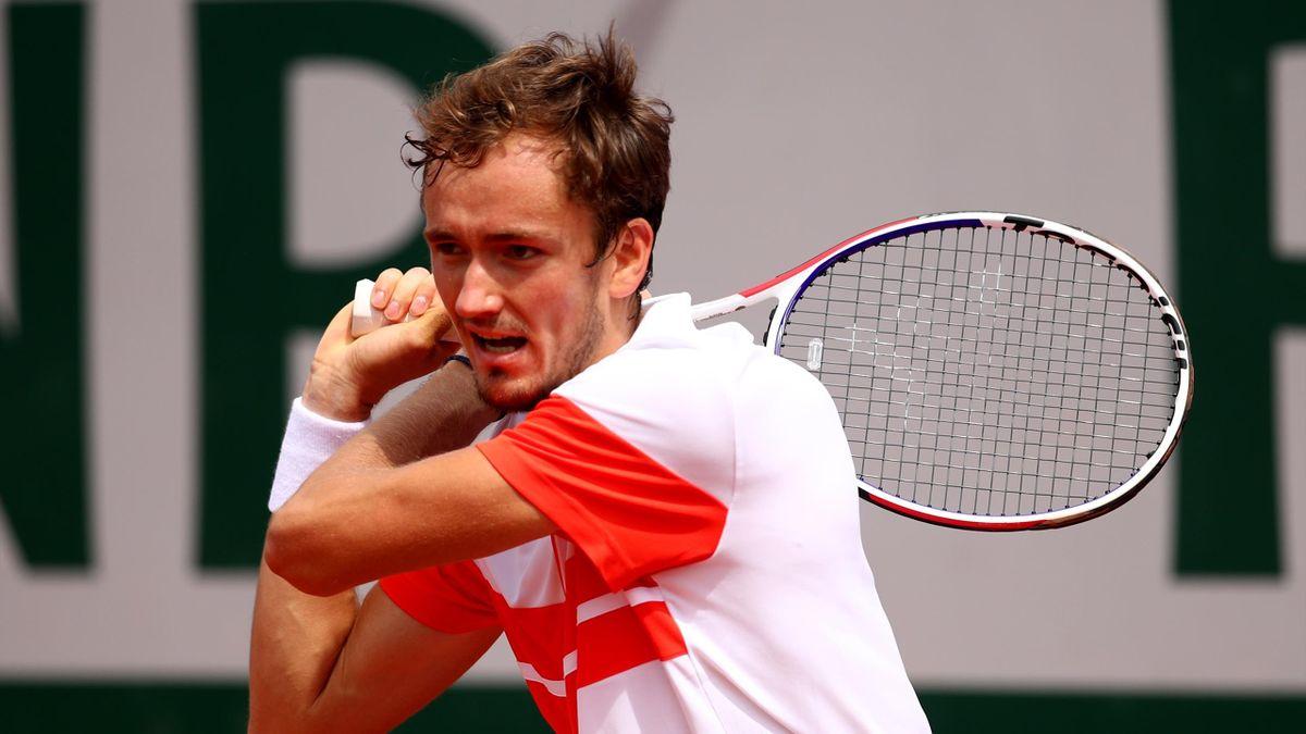 Medvedev sosem nyert mérkőzést a Roland Garros főtábláján