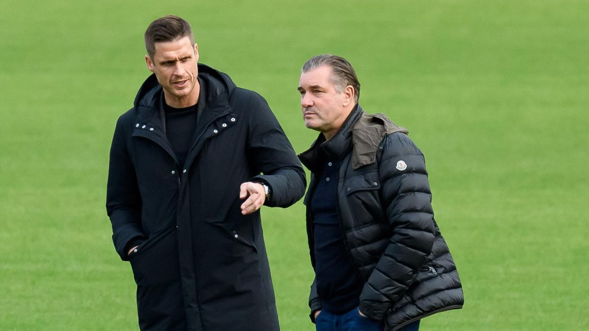 Sebastian Kehl (links) will beim BVB die Rolle von Michael Zorc als Sportdirektor einnehmen.