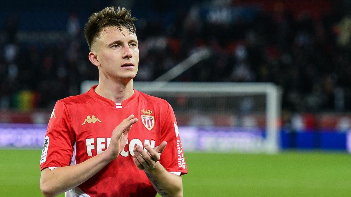 Александр Головин, полузащитник «Монако»