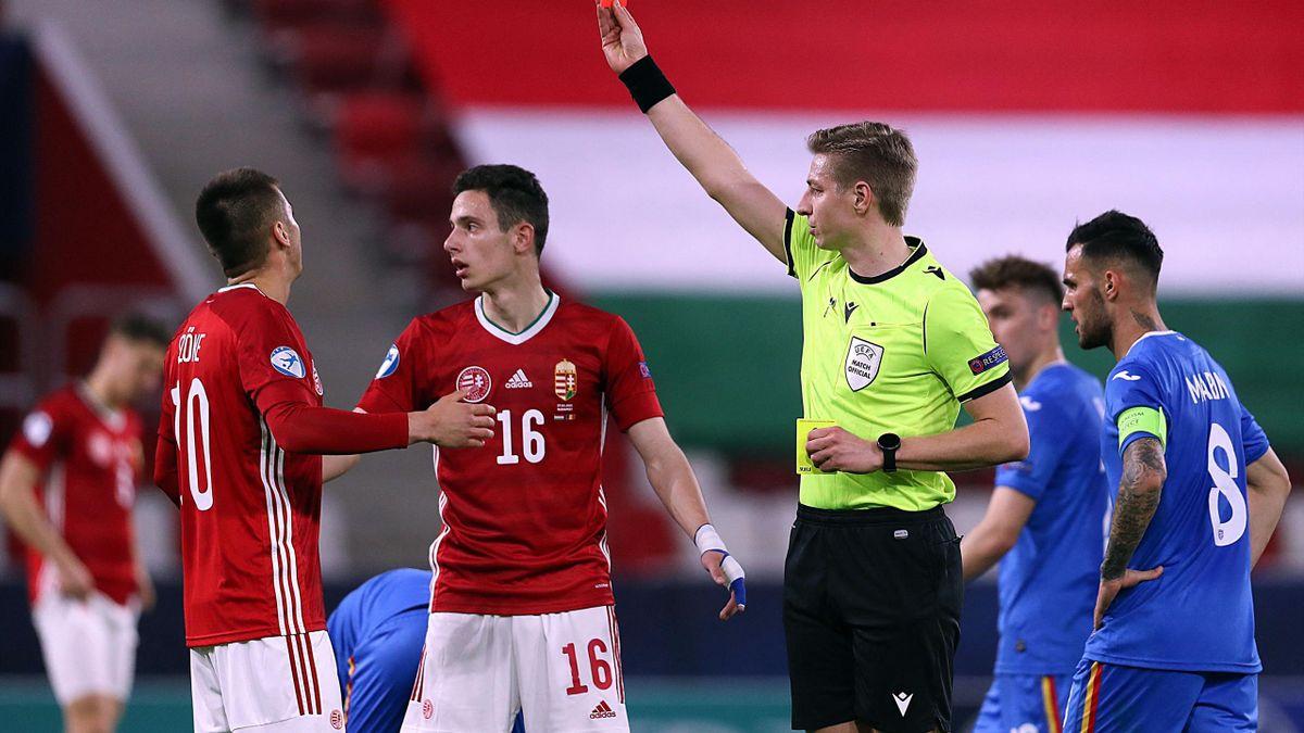 Ungaria - România la EURO U21