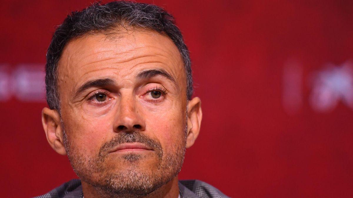 Luis Enrique Spaniens Nationaltrainer