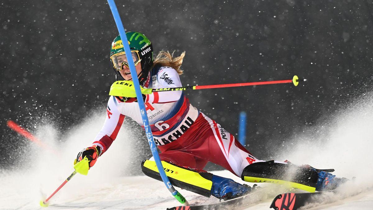 Katharina Liensberger | Alpine Skiing Slalom | ESP Player Feature