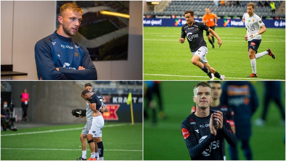 Davide Brekalo, Tommy Høiland, Zlatko Tripic og Samu Kari Fridjonsson
