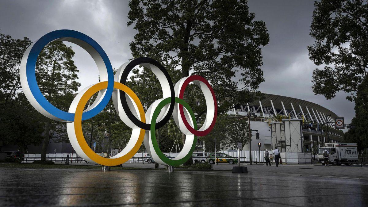 Cercurile Olimpice, simbol al Jocurilor