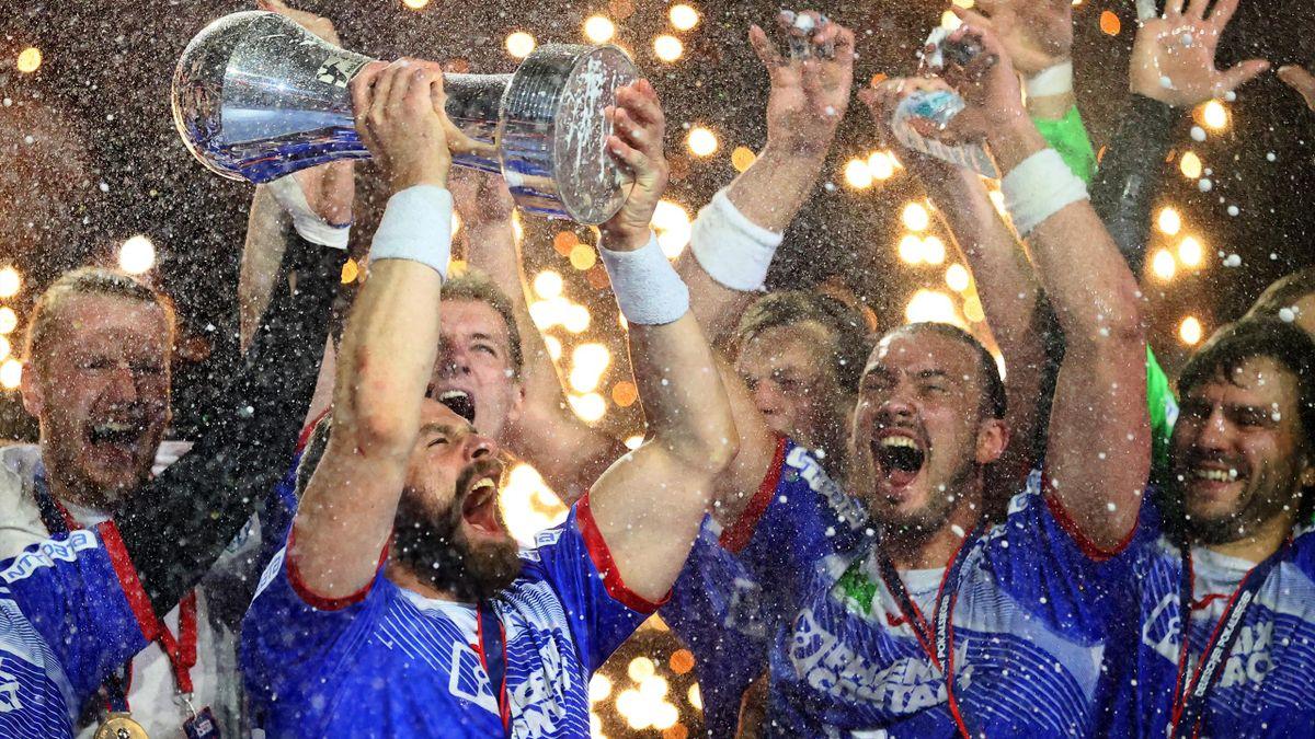 Der TBV Lemgo Lippe gewinnt den DHB-Pokal