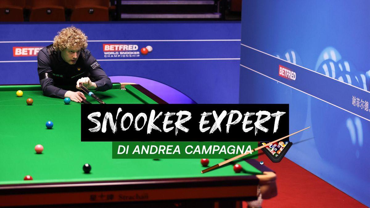 Snooker Expert - Robertson