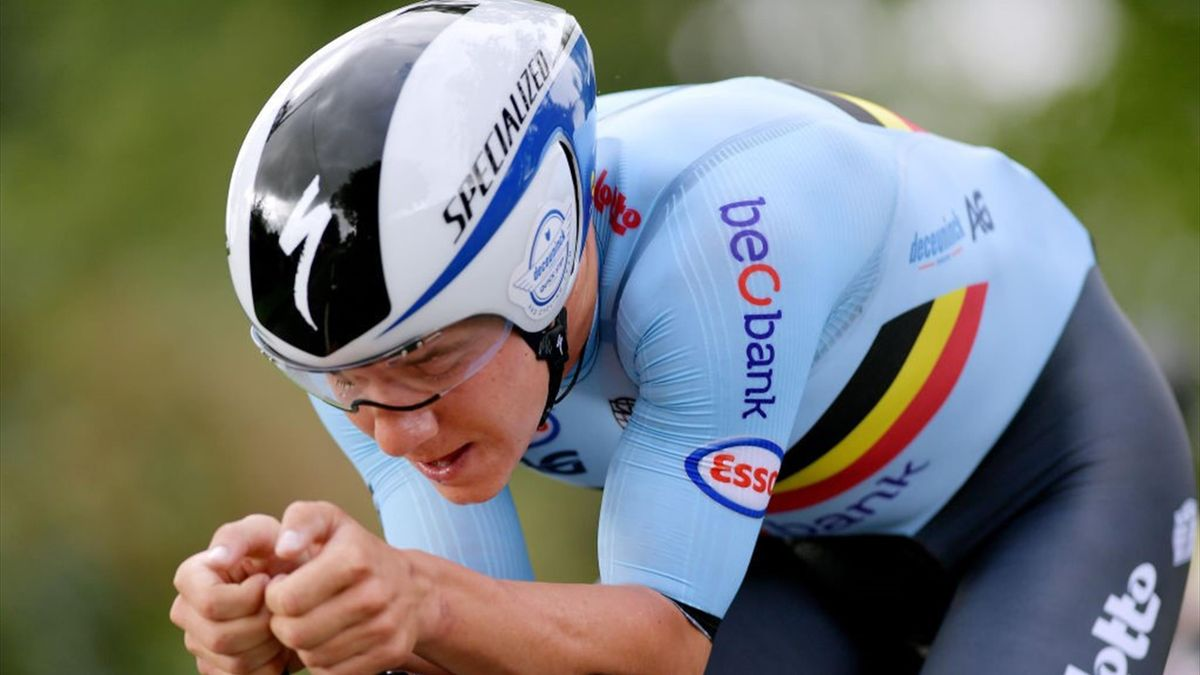 Remco Evenepoel - UCI Road World Championship 2019 time trial - Getty Images