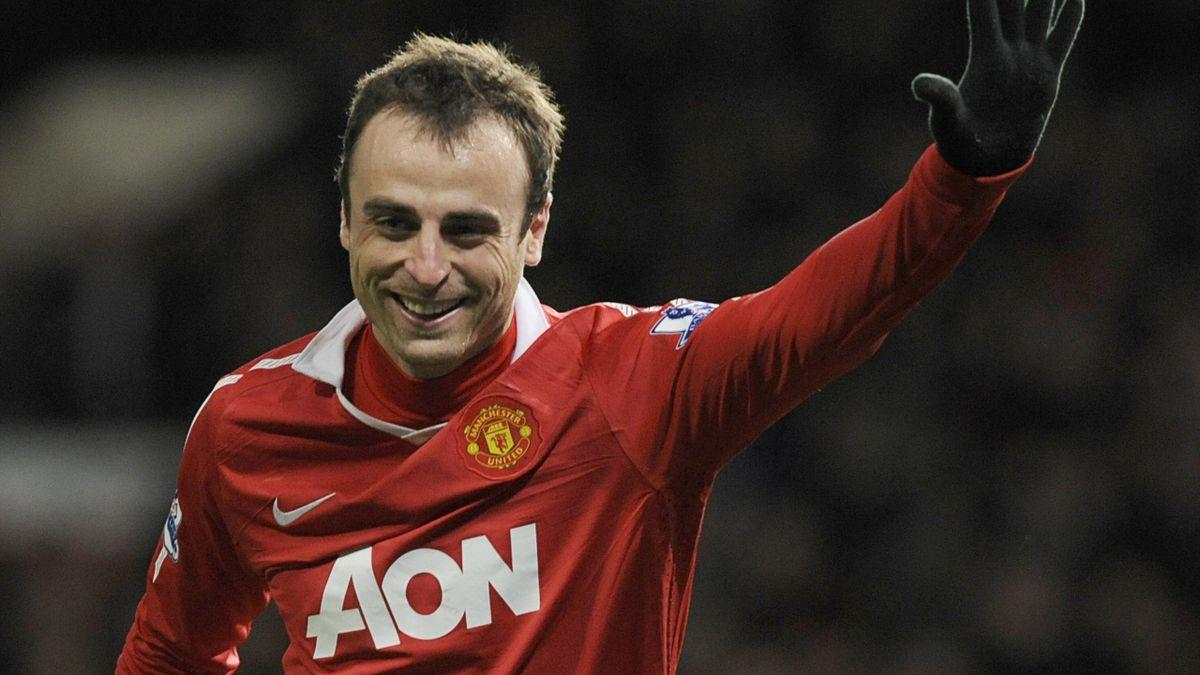 Dimitar Berbatov, fostul atacant al lui Manchester United