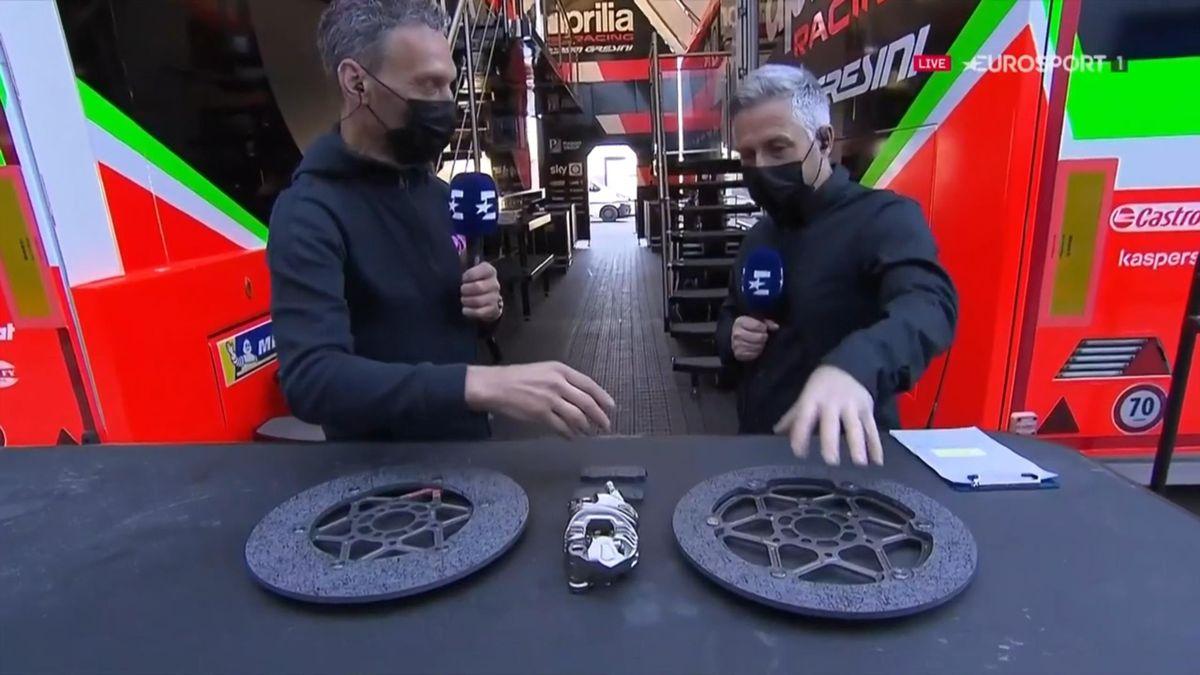 MotoGP Tech | Zo werken Carbon Remmen