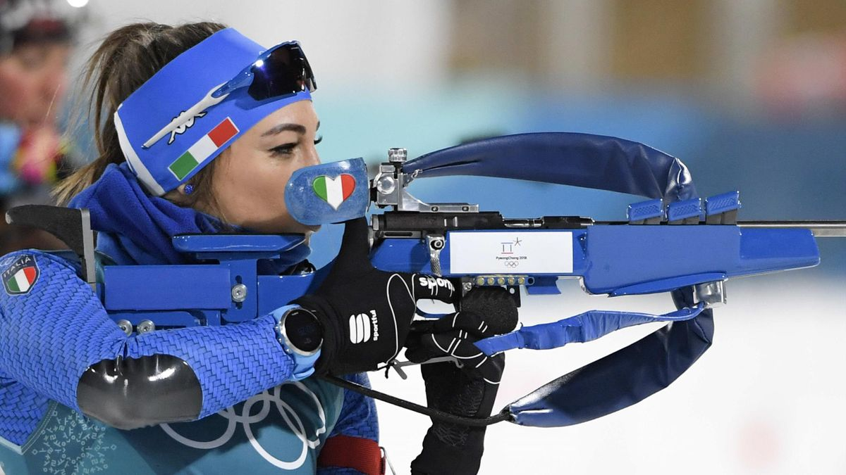 PyeongChang 2018 Dorothea Wierer