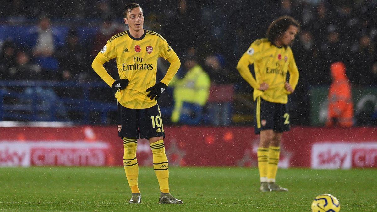 Mikel Arteta le-a decis viitorul lui Ozil și Guendouzi la Arsenal