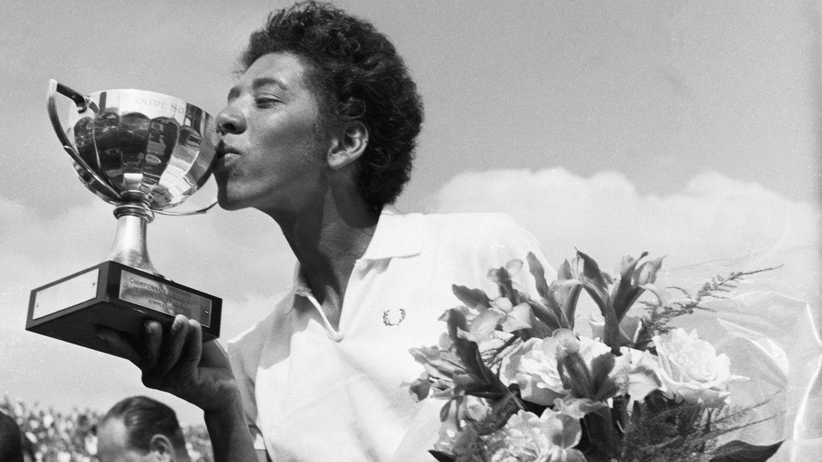 Althea Gibson, Roland Garros 1956