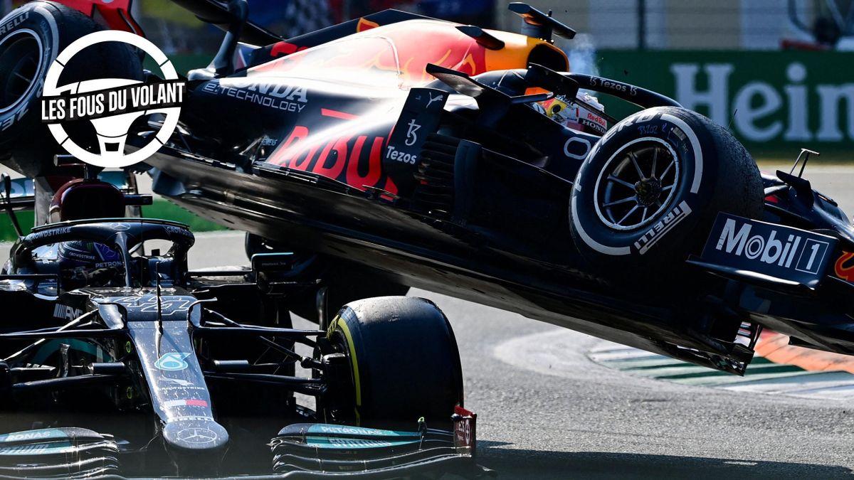 """""""Au virage n°2, Verstappen aurait poussé Hamilton dehors, c'est sa façon de faire"""""""