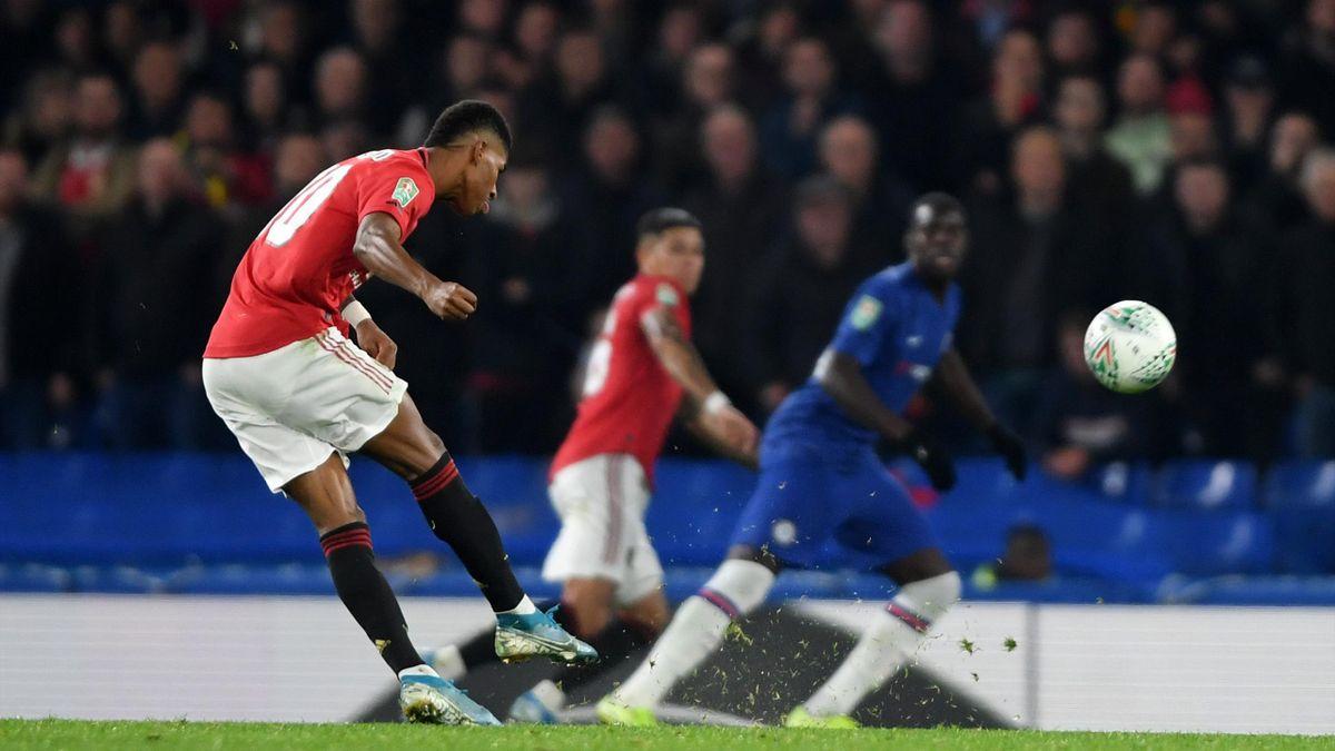 Marcus Rashford, Chelsea – Manchester United