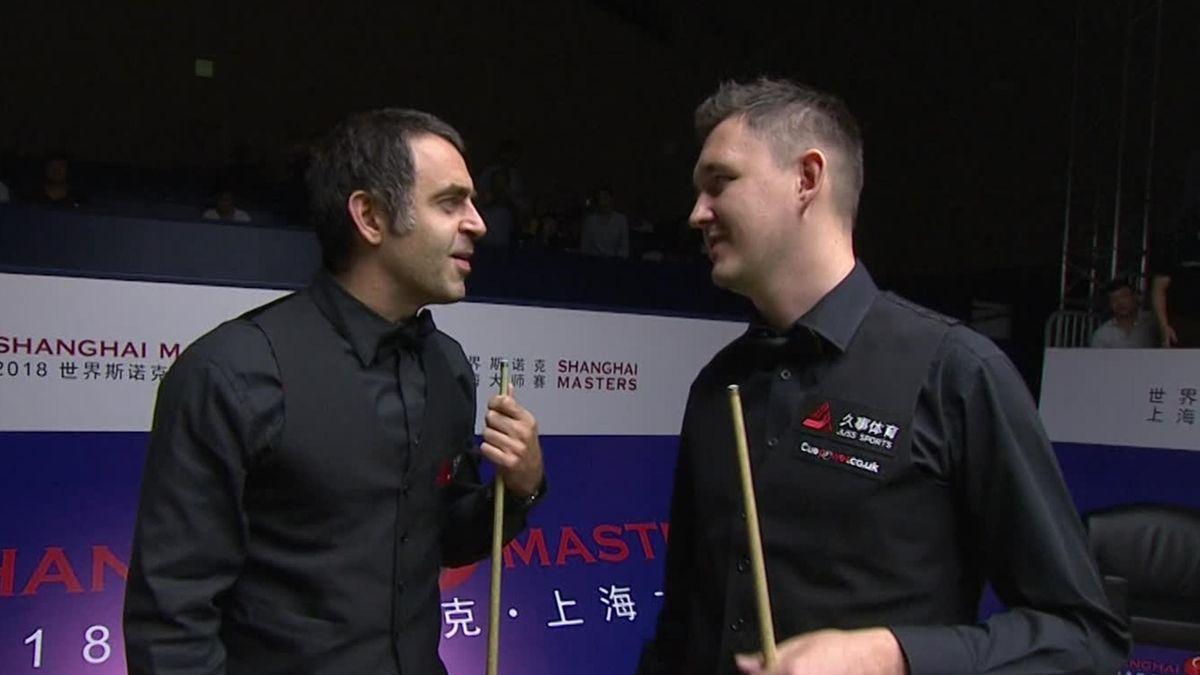 Snooker - Shangai Masters - O'sullivan vs Wilson