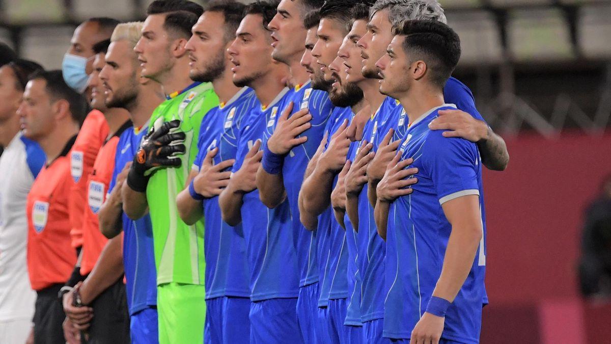 Honduras - Romania la Jocurile Olimpice