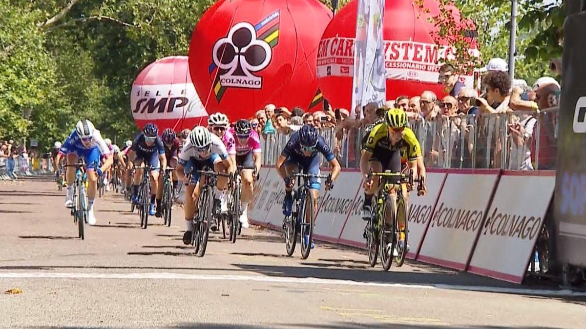 Giro Rosa : Finish Stage 4