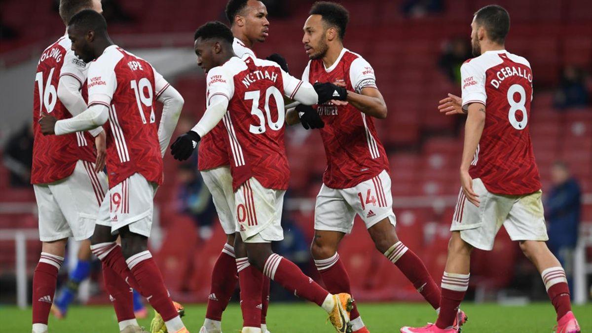 Arsenal a anunțat un caz pozitiv cu COVID-19