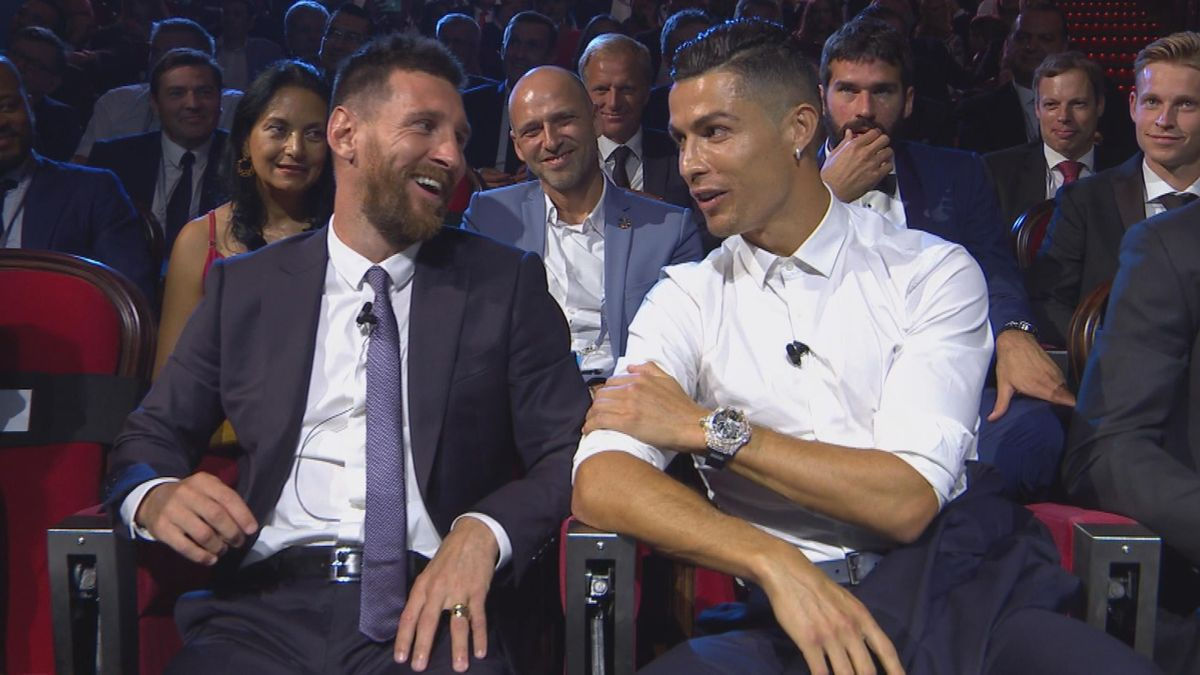Champions League Draw Ceremony: Cristiano Ronaldo talks about his rivalry with Leo Messi