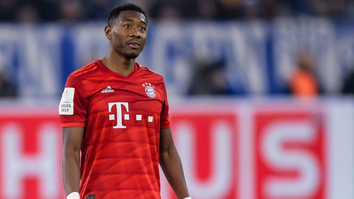 David Alaba - FC Bayern