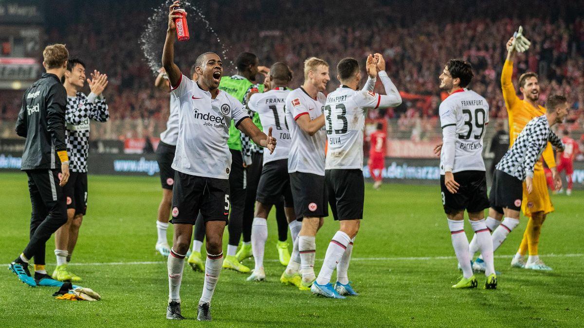 Eintracht Frankfurt Berlin