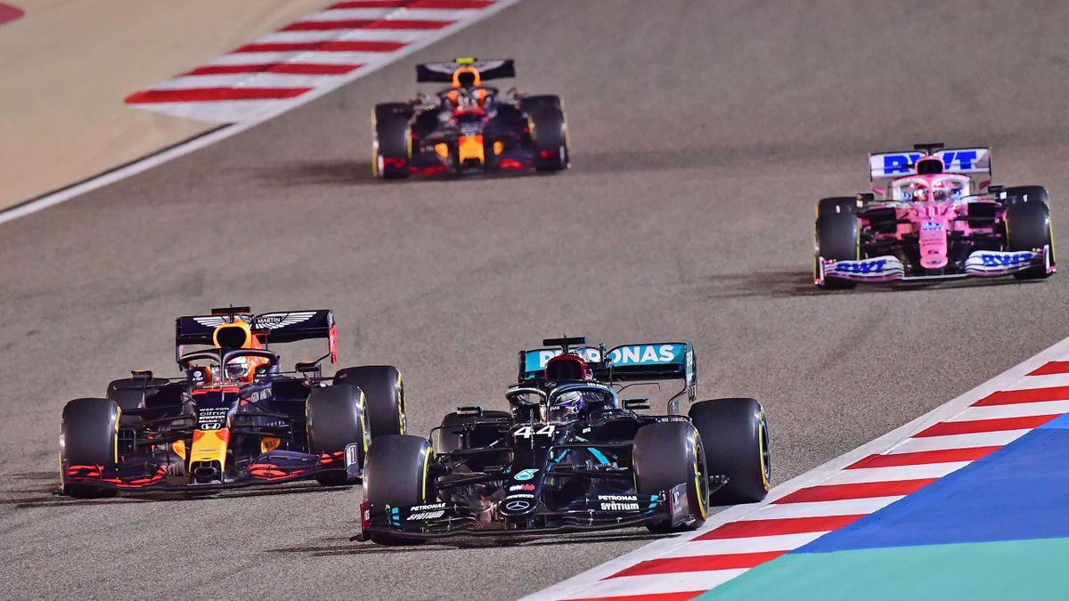 Die Formel 1 startet Ende März in Bahrain in die neue Saison