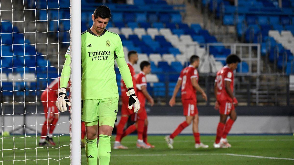 Thibaut Courtois - Real Madrid vs. FC Sevilla