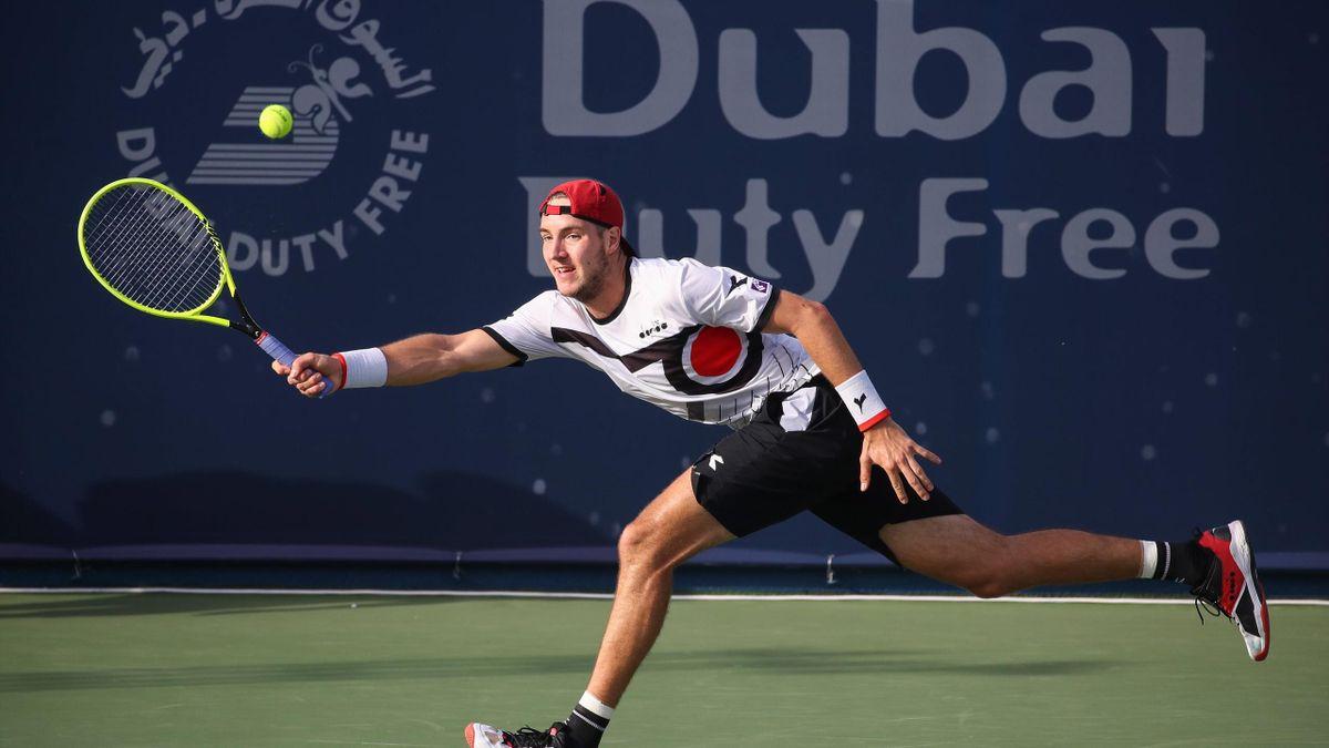 Jan-Lennard Struff, ATP Dubai