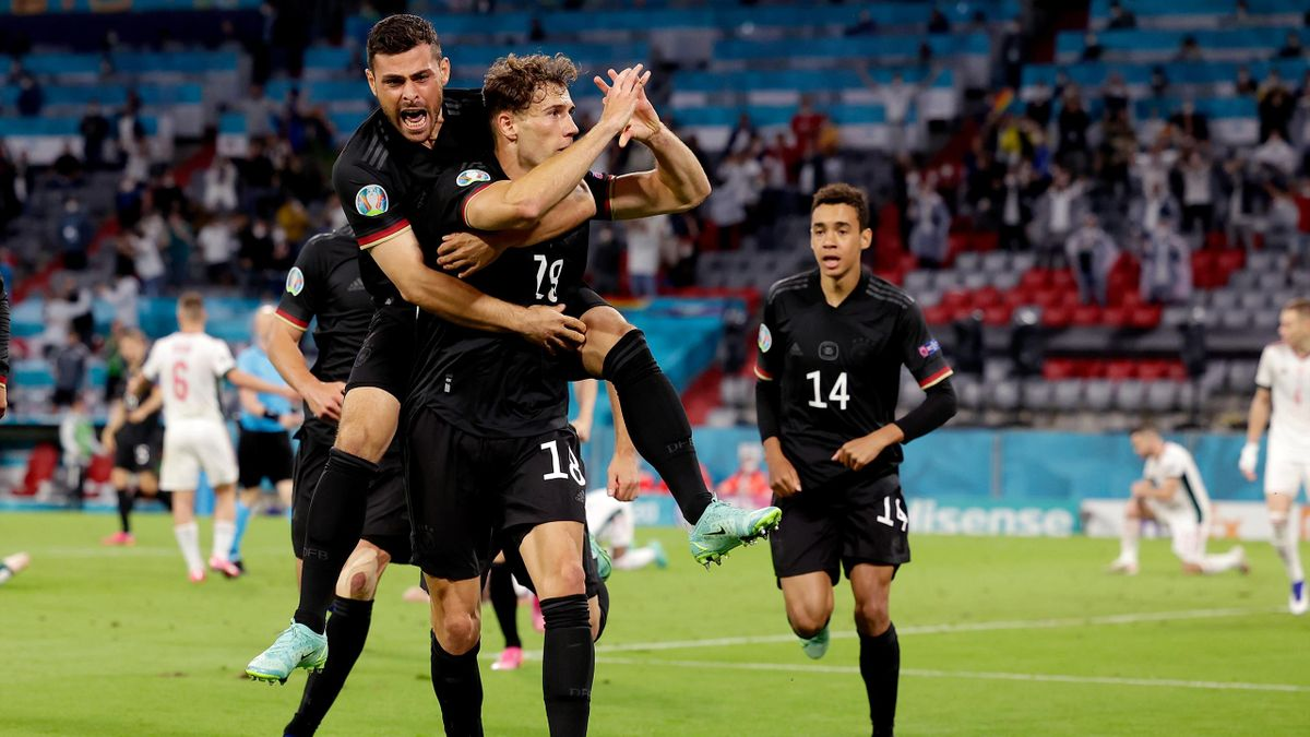 Leon Goretzka snatches a point for Germany