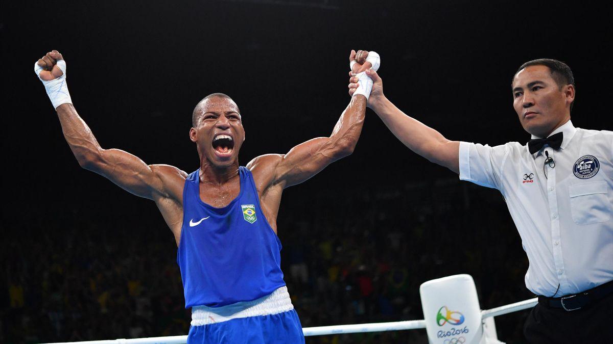 Der Brasilianer Robson Conceicao ist Olympiasieger.