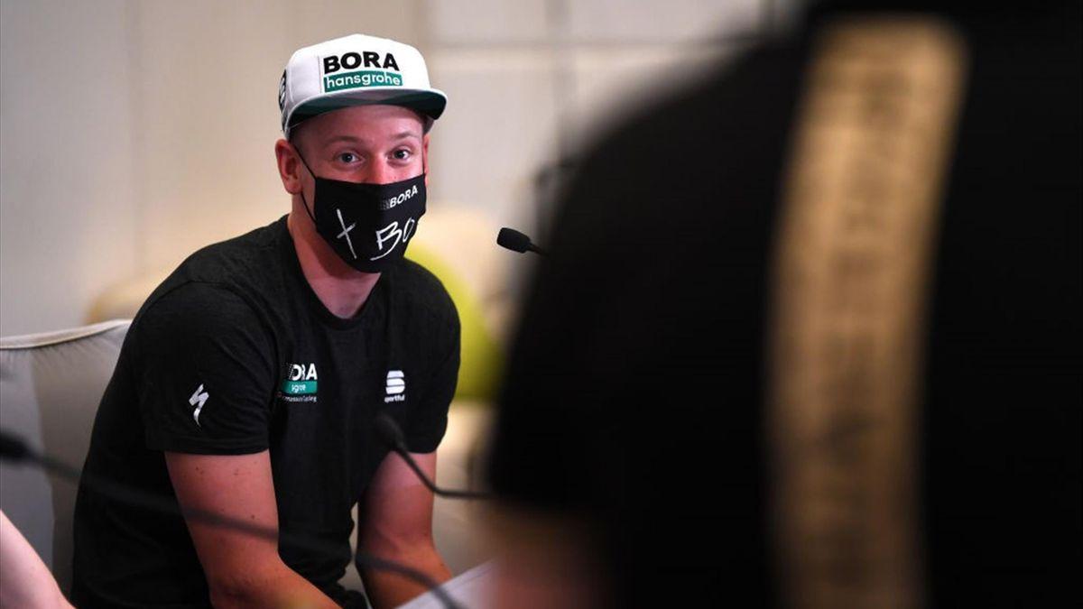 Bora-Topsprinter Pascal Ackermann ist in diesem Jahr noch ohne Sieg