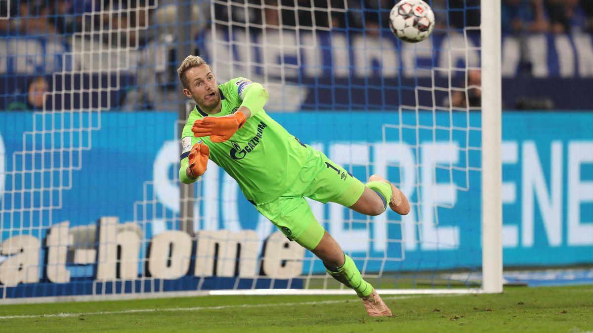 Ralf Fährmann fällt verletzungsbedingt aus