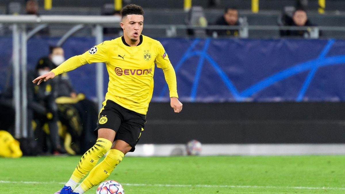 Jadon Sancho / Borussia Dortmund