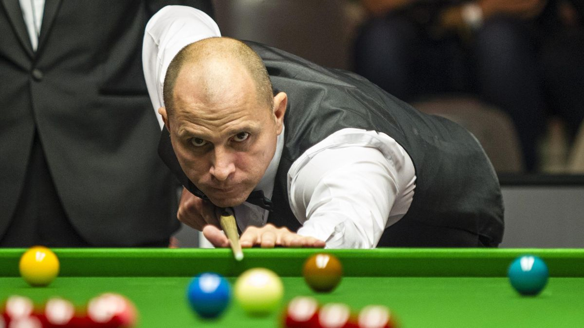 Joe Perry | Snooker | ESP Player Feature