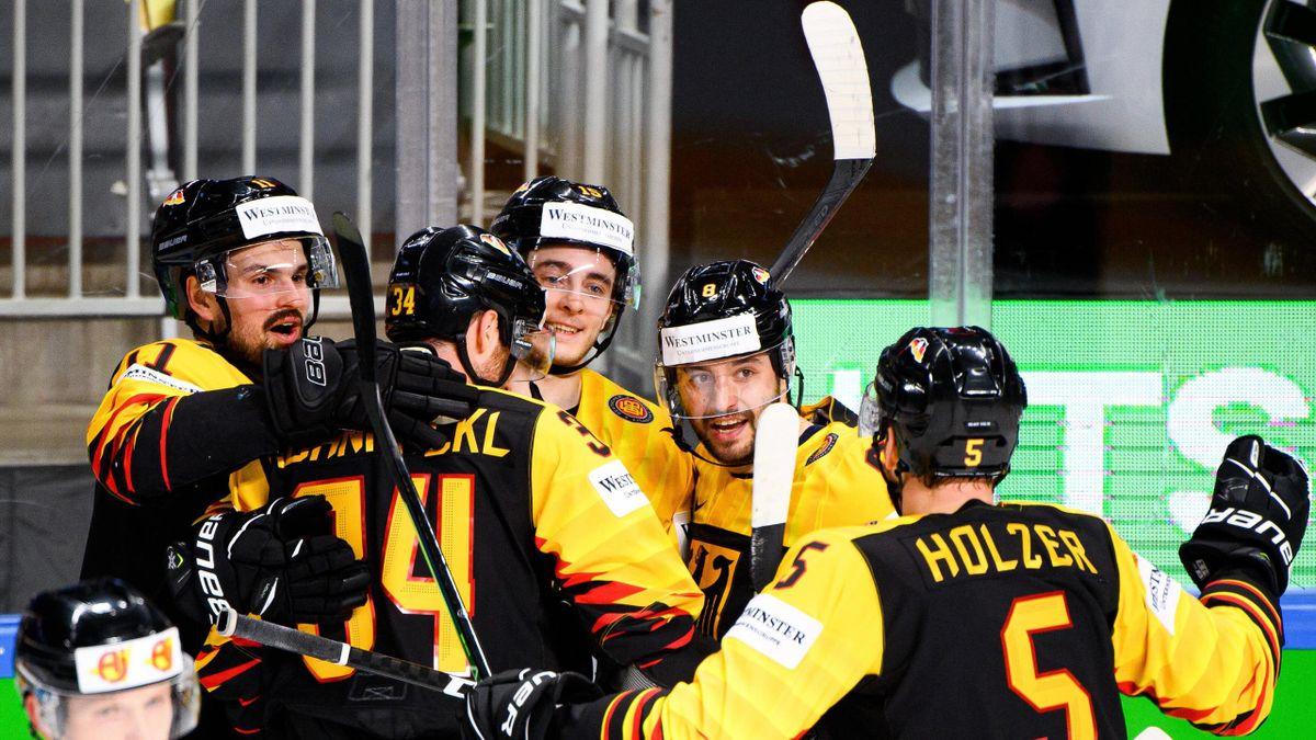 Deutschland - Eishockey-WM