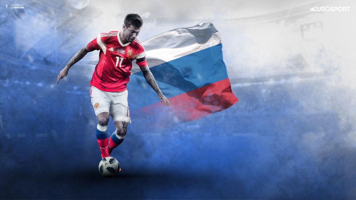 Rusia - Mundial 2018 - Grupo A