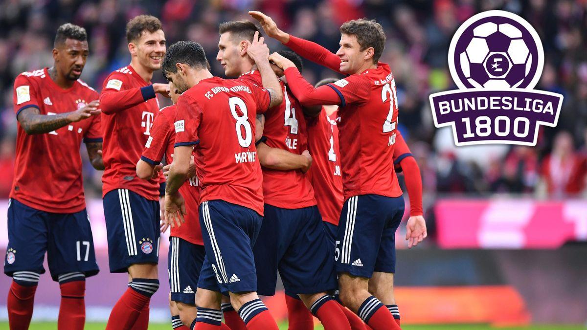 Bundesliga 1800 - FC Bayern