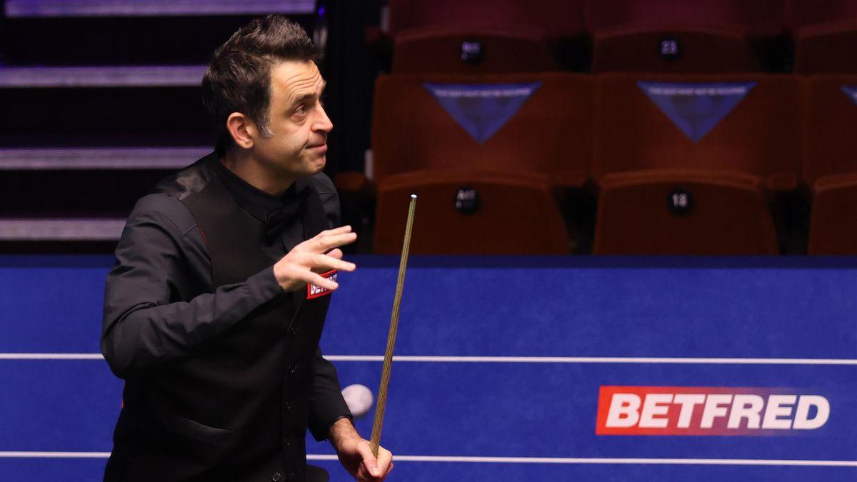 Ronnie O'Sullivan traut Mark Williams bei der Snooker-WM 2021 viel zu