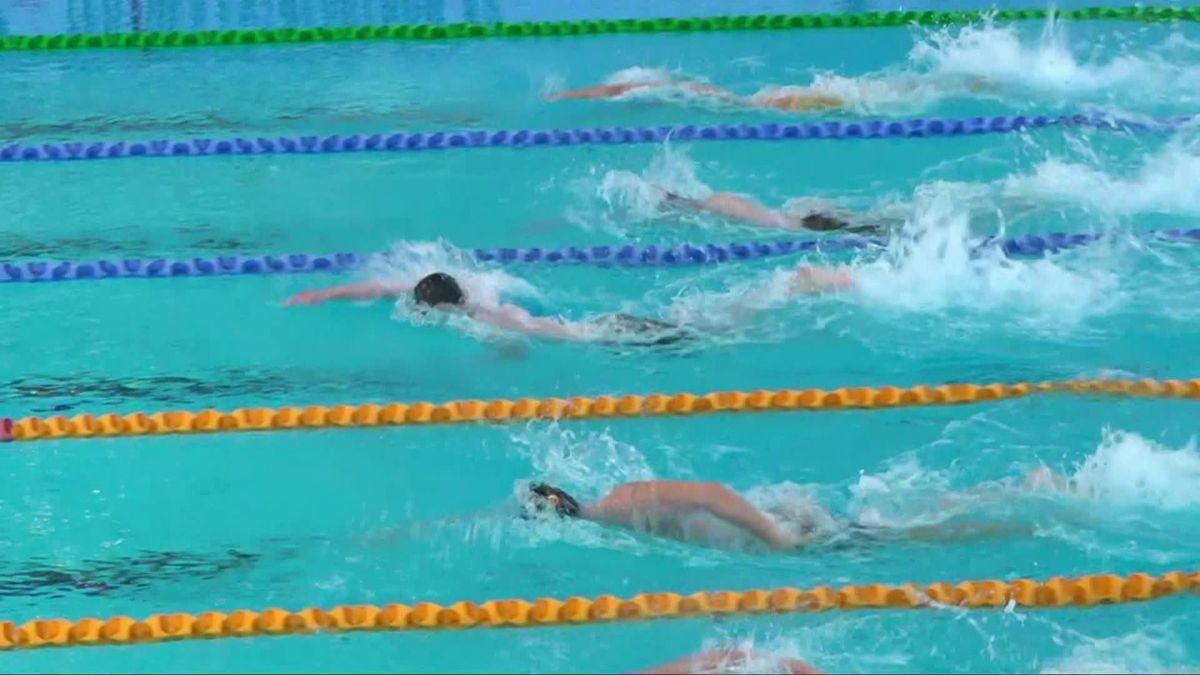 Nordic Swim Tour Bergen : Day 2 - 200m Freestyle Men